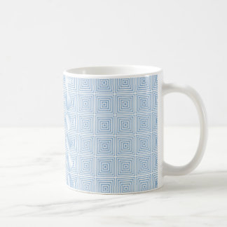 geometric ornament basic white mug