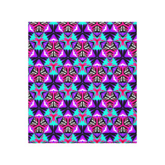 Geometric Pattern 33 Canvas Print