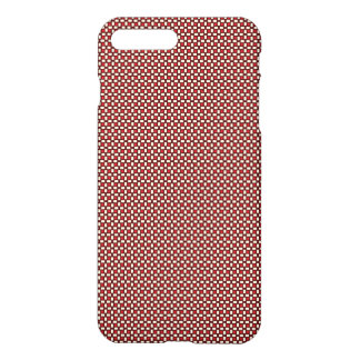 Geometric Pattern -  Arctic Cherry Blossom iPhone 7 Plus Case