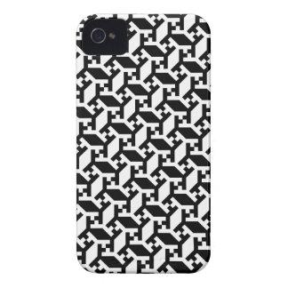 Geometric pattern BlackBerry Case-Mate Case