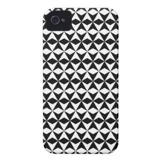 Geometric pattern BlackBerry Case-Mate Case iPhone 4 Cover