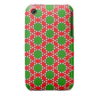 Geometric pattern iPhone 3 Case-Mate Case