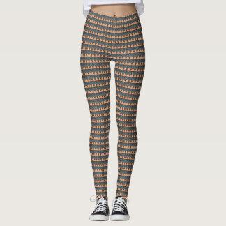 Geometric pattern Leggings