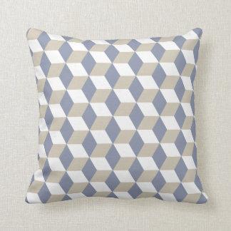 Geometric Pattern Optical Illusion Cushion