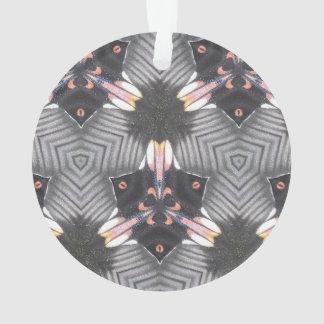 Geometric Pattern Pendant Ornament