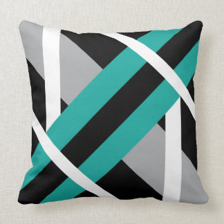 Geometric Pattern Pillow