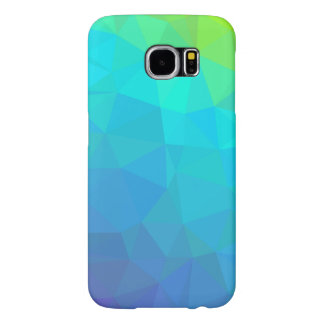 Geometric Pattern Samsung S6 Barely There Case