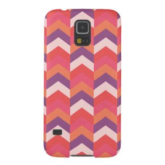 Geometric Patterned Galaxy S5 Cases