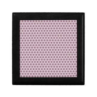 geometric patterns gift box