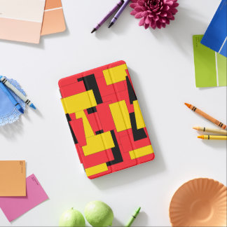 Geometric Pleasure iPad Mini Cover