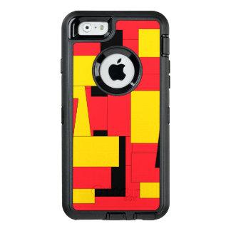 Geometric Pleasure OtterBox Defender iPhone Case