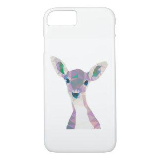 Geometric Pop Art Deer Phone Case