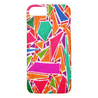 Geometric Psychedelic Phone Case