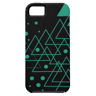 geometric random design iPhone 5 covers