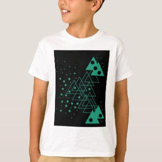 geometric random design T-Shirt