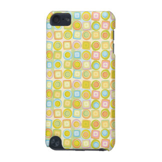 Geometric Retro Pattern iPod Touch 5G Cases