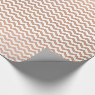 Geometric Rose Pattern Wrapping Paper