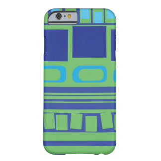 Geometric Series Barely There iPhone 6 Case
