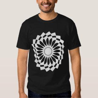 Geometric Shape 03 - White T-shirts