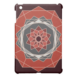 Geometric Shape Case For The iPad Mini