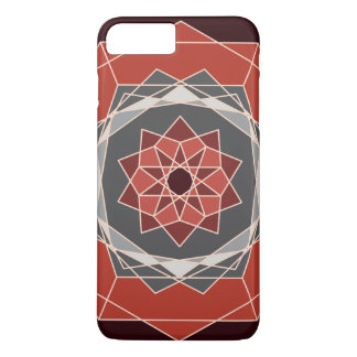 Geometric Shape iPhone 7 Plus Case