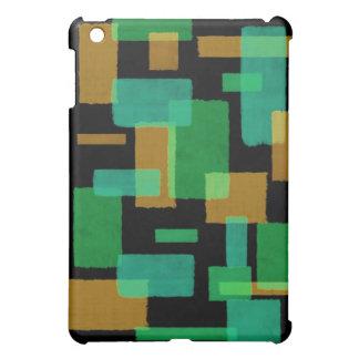 Geometric Shapes iPad Mini Covers