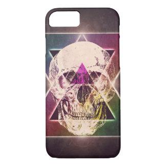 Geometric skull iPhone 8/7 case