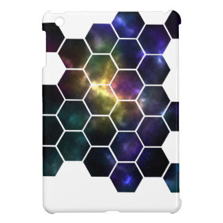 geometric space iPad mini cover