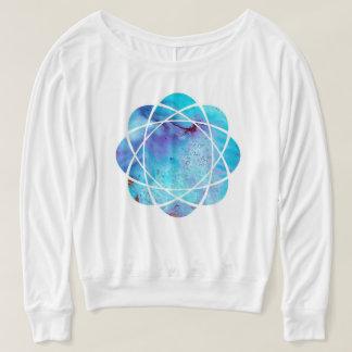 Geometric Swirl T-Shirt