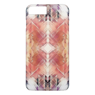 Geometric Textural Abstract iPhone 7 Plus Case