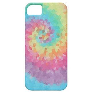 Geometric Tie Dye Case iPhone 5 Cover