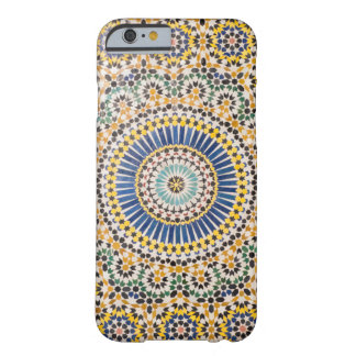 Geometric tile pattern, Morocco Barely There iPhone 6 Case