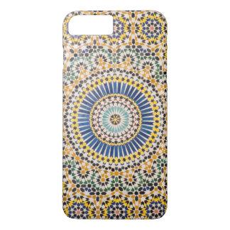 Geometric tile pattern, Morocco iPhone 8 Plus/7 Plus Case