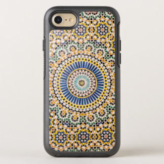 Geometric tile pattern, Morocco OtterBox Symmetry iPhone 8/7 Case