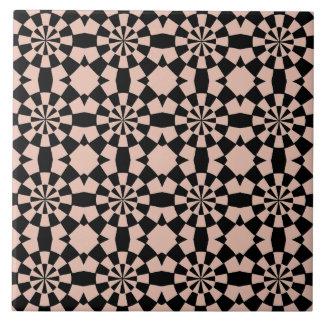 Geometric Tribal pattern Ceramic Tile