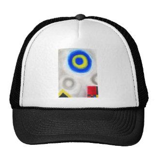 Geometric Trinity (Geometric expressionism) Mesh Hats