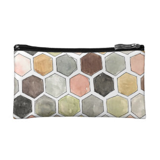 geometric watercolor case