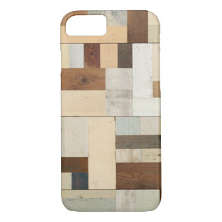 Geometric Wooden iPhone 7 case