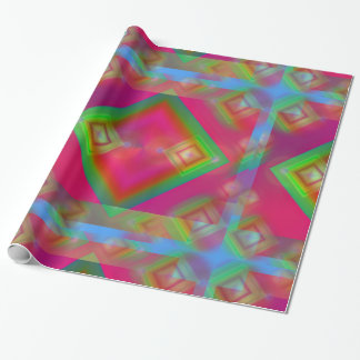 Geometric Wrapping Paper