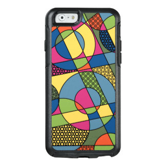 Geometrical Abstract in 2017 Spring Color Palette OtterBox iPhone 6/6s Case