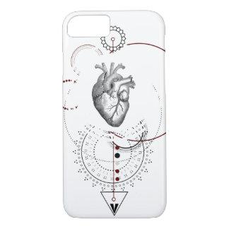 Geometrical anatomical heart case