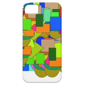 geometrical figures iPhone 5 cases