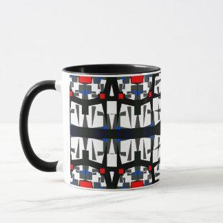 Geometrical Mug 2