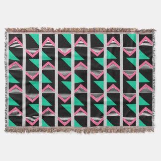 geometrics throw blanket