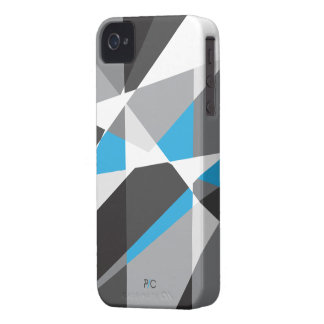 Geometrix 001 iPhone 4 Case