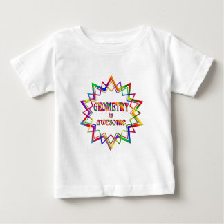Geometry is Awesome Baby T-Shirt