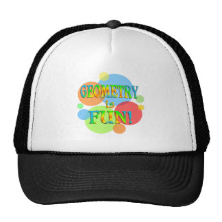 Geometry is Fun Mesh Hats