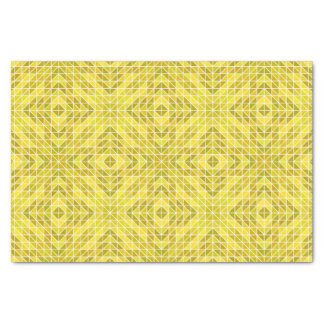 Geometry of the Sun God Tissue Paper
