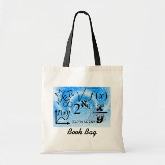Geometry on a book bag