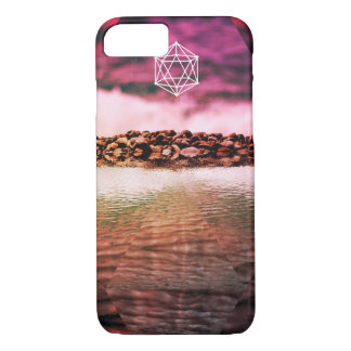 Geometry Rocks iPhone 7 Case
